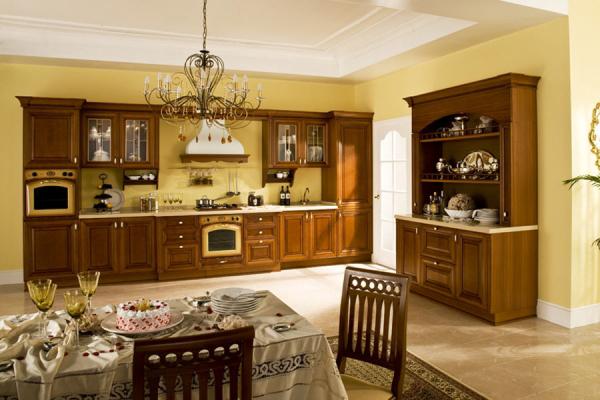 кухни классические фото